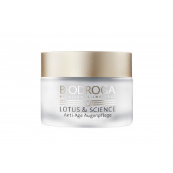 BIODROGA LOTUS & SCIENCE Anti-Age oční krém 15ml