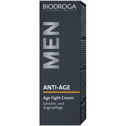 Anti-Age pánský krém na obličej a oči 50ml BIODROGA MEN