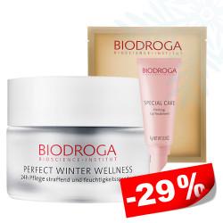 Kosmetická sada biodroga WINTER SET