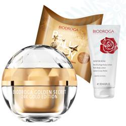 Kosmetická sada biodroga GOLD EDITION SET
