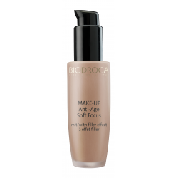 BIODROGA MAKE-UP Anti-Age Soft Focus Make SPF 15 - 07 Chocolate