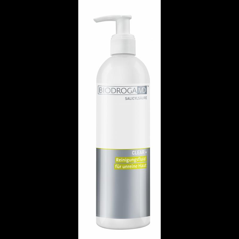 BIODROGA MD CLEAR+ Čistící fluid 190 ml