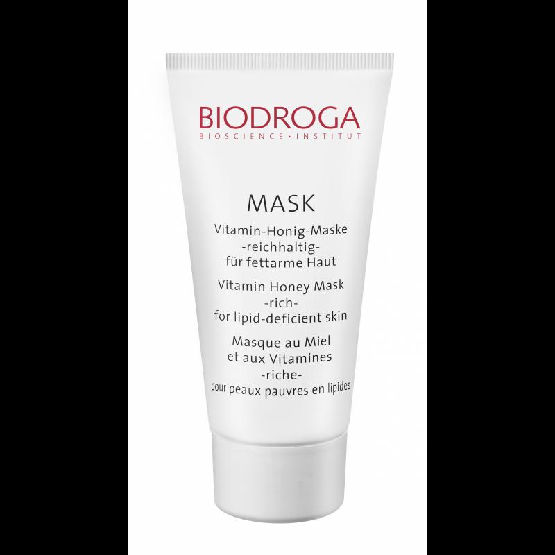 BIODROGA Vitamínovo - medová maska 50ml