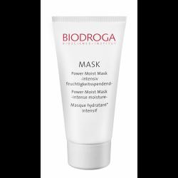 BIODROGA Power Moist Mask Posilující hydratační maska 50ml