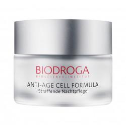 BIODROGA Anti-Age Cell Formula Zpevňující noční krém 50ml