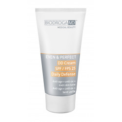 BIODROGA MD EVEN & PERFECT DD Denní ochranný krém SPF 25 -light  40 ML